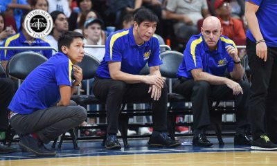 Tiebreaker Times Racela commends Rosario, SEABA Team commitment to country Basketball Gilas Pilipinas News  Von Pessumal Troy Rosario Russel Escoto Roger Pogoy Raymar Jose Nash Racela Mike Tolomia Mike Oliver Mac Belo Kevin Ferrer Ken Holmqvist Josh Reyes Jonas Tibayan Jio Jalalon Almond Vosotros 2016 SEABA Stankovic Cup