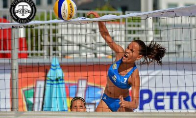 Tiebreaker Times Foton tandem of Rondina, Orendain face Lady Troopers headline crucial PSL QFs Beach Volleyball FEU News PSL UE  Wayuk Vhima Condada UE Women's Volleyball Ruvince Abrot Roldan Medino Rikko Marmeto Rey Taneo Relan Taneo RC Cola Army Lady Troopers Princess Listana PJ Cuzon Philip Bagalay Petron Sprint 4T Patty Orendain Pajij Alsali Nur-amin Madsairi Nene Bautista Milover Parcon Meralco Power Spikers Mary Grace Berte Maica Morada Kyla Atienza Jovelyn Gonzaga Joel Cabayan IEM Volley Masters Greg Dolor Geric Ortega Franco Camcam Foton Toplander FEU Women's Volleyball F2 Logistics Cargo Movers Danika Gendrauli Cignal HD Spikers Cherry Rondina Ces Molina Bobby Gatdula Bernadeth Pons Bang Pineda Arjay Salcedo Aiza Maizo-Pontillas Aileen Abuel Aby Marano 2016 PSL Season 2016 PSL Beach Volleyball Challenge Cup