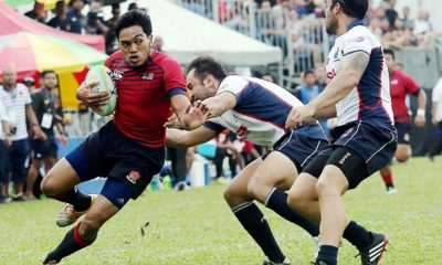 Tiebreaker Times Philippine Volcanoes in final showdown for Asia Rugby Division 1 title News Philippine Volcanoes Rugby  Terry Carroll Derrick Broussard Benjamin Mudie Abalos Saunders 2016 Asia Rugby Division 1 Championship
