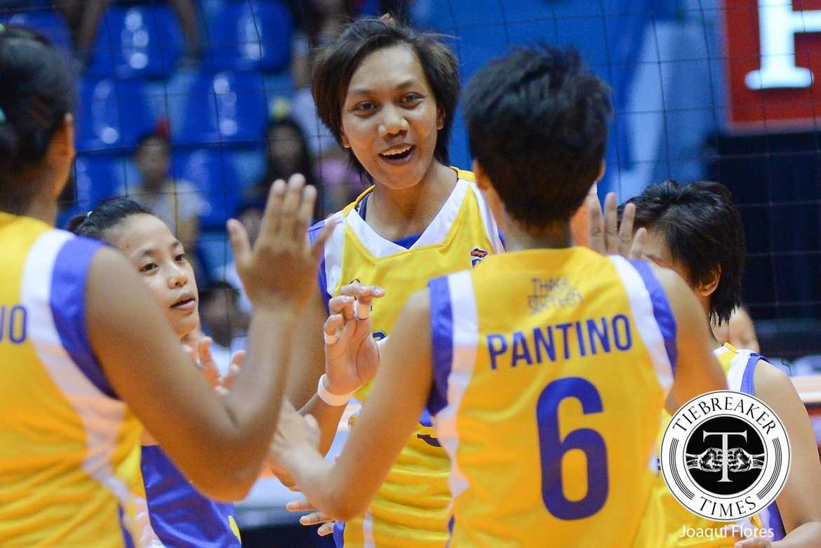 Philippine Sports News - Tiebreaker Times Air Force's Palomata ready to challenge Santiago, Valdez in SVL News PVL Volleyball  Dell Palomata Air Force Jet Spikers 2016 SVL Season 2016 SVL Open Conference