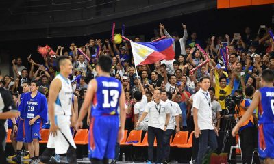 Tiebreaker Times Philippines still Kings of SEABA Basketball Gilas Pilipinas News  Troy Rosario Roger Pogoy Nash Racela Mike Tolomia Mac Belo Kevin Ferrer Jio Jalalon Gilas Cadets Almond Vosotros 2016 SEABA Stankovic Cup