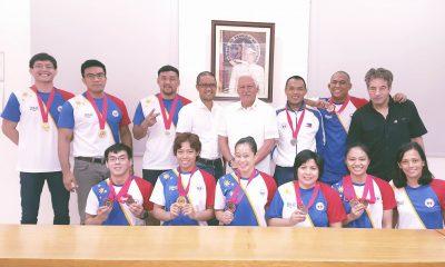 Tiebreaker Times RP Jiu Jitsu team rakes in medals in int'l tilt Brazilian Jiu Jitsu News  John Baylon Gian Dee Annie Ramirez Ali Sulit