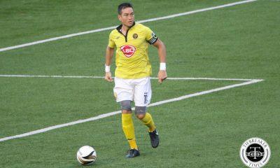 Tiebreaker Times Borromeo reflects on AFC Cup run, targets immediate return AFC Cup Football News  Kaya FC Aly Borromeo 2016 AFC Cup