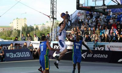 Tiebreaker Times Philippines drops first two games in FIBA 3x3 U18 Worlds 3x3 Basketball Basketball Gilas Pilipinas News  Theo Flores Kyle Christian Tan Joshua Sinclair John Lloyd Clemente 2016 FIBA 3x3 U18 World Championships