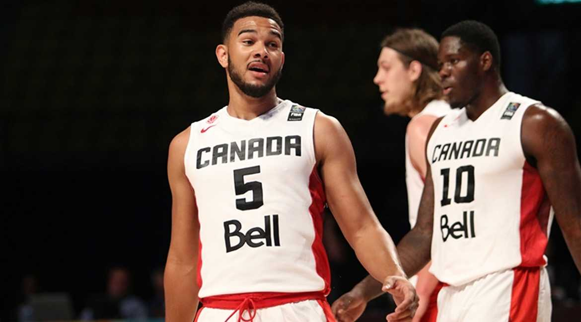 Tiebreaker Times Canada's Joseph sees 'competitive, exciting' Manila OQT 2016 Manila OQT Basketball Canada News  Cory Joseph 2016 Basketball Olympic Qualifying Tournament