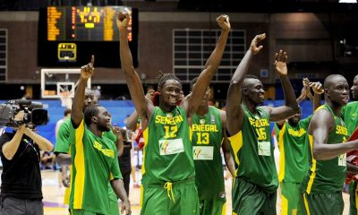 Tiebreaker Times Senegal final 12 for Manila OQT set 2016 Manila OQT Basketball News Senegal  Thierno Ibrahima Niang Serigne Bamba Gueye Porfirio Fisac Maurice Ndour Maleye Ndoye Louis Adams Ibrahima Thomas Hamady N'Diaye El Hadji Malick Ndiaye Clevin Hannah Cheikh Tidiane Mbodj Antoine Mendy Abdoulaye Ndoye 2016 Basketball Olympic Qualifying Tournament