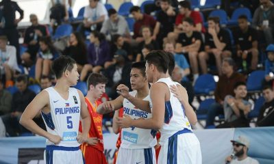 Tiebreaker Times Philippines salvages one win, but bows out of FIBA 3x3 U18 Worlds 3x3 Basketball Basketball Gilas Pilipinas News  Theo Flores Kyle Christian Tan Joshua Sinclair John Lloyd Clemente