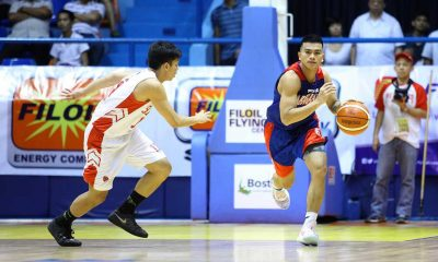 Tiebreaker Times Jalalon, Arellano continue to have San Beda's number AU Basketball News SBC  Zach Nicholls San Beda Seniors Basketball JV Mocon Jio Jalalon Jerry Condinera Jamike Jarin Donald Tankoua Dioncee Holts Dan Sara Arellano Seniors Basketball 2016 Filoil Flying V Premier Cup