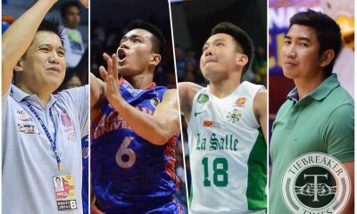 Tiebreaker Times Arellano, La Salle look to win it all in pre-season finale AU Basketball DLSU News  Thomas Torres Jio Jalalon Jerry Condinera DLSU Men's Basketball Arellano Seniors Basketball Aldin Ayo 2016 Filoil Flying V Premier Cup