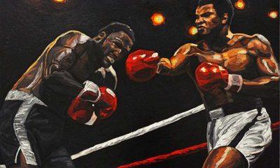Tiebreaker Times Ali's Mall Boxing News  Muhammad Ali Araneta Family