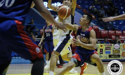 Tiebreaker Times Jalalon toyed with Bulldogs' best defender admits Altamirano AU Basketball News NU  NU Men's Basketball Jio Jalalon Eric Altamirano Chino Mosqueda Arellano Seniors Basketball 2016 Filoil Flying V Premier Cup