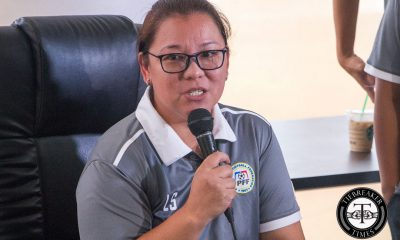 Tiebreaker Times The Godmother: Lalaine Sarmiento and her RP U14 girls football team Football News  Malditas U-14 Team Lalaine Sarmiento 2016 AFC U-14 Girls Tournament