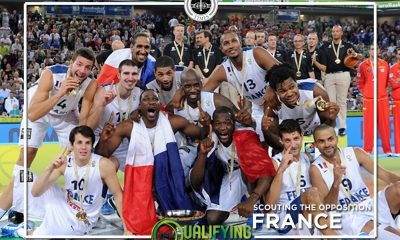 Tiebreaker Times Scouting the Opposition: France 2016 Manila OQT Bandwagon Wire Basketball France  Vincent Collet Tony Parker Nicolas Batum Nando De Colo Joffrey Lauvergne Boris Diaw 2016 Basketball Olympic Qualifying Tournament