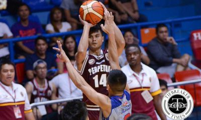 Tiebreaker Times Player of the Week Dagangon taking charge for Altas Basketball NCAA News UPHSD  Sydney Onwubere Rey Nambatac Perpetual Men's Basketball NCAA Season 92 Seniors Basketball NCAA Season 92 NCAA Player of the Week Hamadou Laminou Gab Dagangon