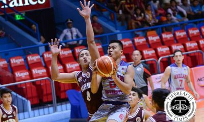 Tiebreaker Times Arellano locks Perpetual down late to win season opener AU Basketball NCAA News UPHSD  Prince Eze Perpetual Seniors Basketball NCAA Season 92 Seniors Basketball NCAA Season 92 Kent Salado Jio Jalalon Jimwell Gican Jerry Codinera Gerald Dizon Gab Dagangon Dioncee Holts Arellano Seniors Basketball