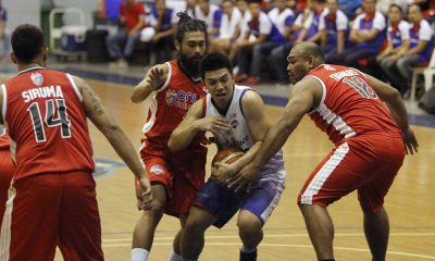 Tiebreaker Times Cafe France bounces back, keeps AMA winless Basketball News PBA D-League  Ryan Arambulo Rodrigue Ebondo Rashawn McCarthy Mark Herrera JR Taganas Egay Macaraya Carl Cruz Cafe France Bakers AMA Online Education Titans Aaron Jeruta 2016 PBA D-League Season 2016 PBA D-League Foundation Cup
