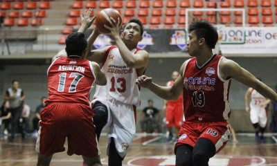 Tiebreaker Times Phoenix survives AMA, improves to 3-0 Basketball News PBA D-League  Ryan Arambulo Rey Publico Phoenix Accelerators Mike Tolomia Mark Herrera Jaycee Asuncion Eric Gonzales Ed Daquioag AMA Online Education Titans Alfrancis Tamsi 2016 PBA D-League Season 2016 PBA D-League Foundation Cup