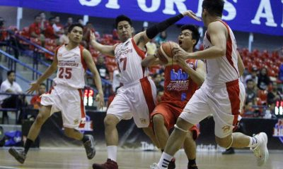 Tiebreaker Times Accelerators look to sustain momentum Basketball News PBA D-League  ZC-Mindanao Aguilas Tanduay Rhum Masters Racal Tiles Masters Phoenix Accelerators Lawrence Chongson Eric Gonzales Caloy Garcia 2016 PBA D-League Season 2016 PBA D-League Foundation Cup