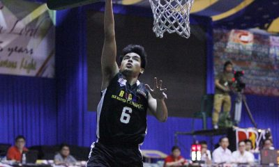 Tiebreaker Times Racal hands Phoenix first loss Basketball News PBA D-League  Roger Pogoy Robby Celiz Racal Tile Masters Phoenix Accelerators Mike Tolomia Mac Belo Jonathan Grey Jamil Ortuoste Eric Gonzales Caloy Garcia 2016 PBA D-League Season 2016 PBA D-League Foundation Cup