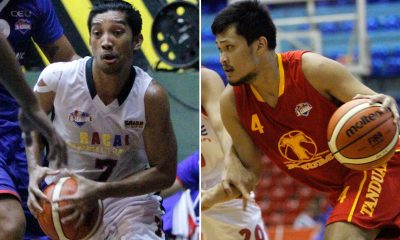 Tiebreaker Times Racal-Tanduay showdown to light up Cavite Basketball News PBA D-League  ZC-Mindanao Aguilas Tanduay Rhum Masters Racal Tile Masters Lawrence Chongson Caloy Garcia Blustar Detergent Dragons 2016 PBA D-League Season 2016 PBA D-League Foundation Cup