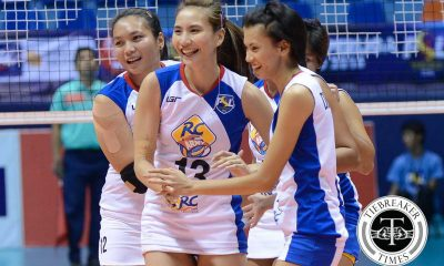 Tiebreaker Times PSL Manila skipper Daquis perseveres through injury 2016 FIVB Women's CWC News PSL Volleyball  Rachel Daquis PSL All Stars 2016 PSL Season