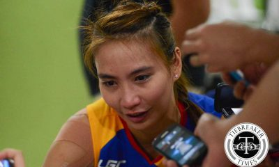 Tiebreaker Times Daquis, Gonzaga breakdown after 'Magnificent 7' selection News PSL Volleyball  RC Cola Army Lady Troopers Rachel Ann Daquis Jovelyn Gonzaga 2016 PSL Season 2016 PSL All Filipino Conference 2016 FIVB Club World Championship
