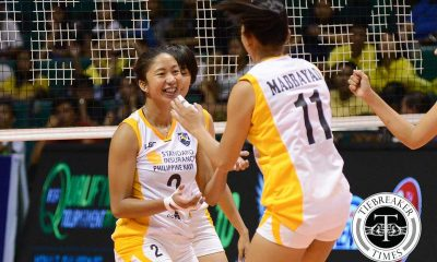 Tiebreaker Times BOC's Soriano, Mabbayad fined, suspended by PSL News PSL PVL Volleyball  Standard Insurance-Navy Corvettes Pau Soriano Lilet Mabbayad Bureau of Customs Transformers 2016 SVL Season 2016 SVL Reinforced Conference