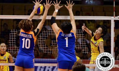 Tiebreaker Times F2 rampages through young Generika News PSL Volleyball  Wensh Tiu Rubie De Leon Ramil De Jesus Kim Fajardo Kath Arado Generika Drugstore Lifesavers Francis Vicente F2 Logistics Cargo Movers Dawn Macandili Ara Galang Aby Marano 2016 PSL Season 2016 PSL All Filipino Conference