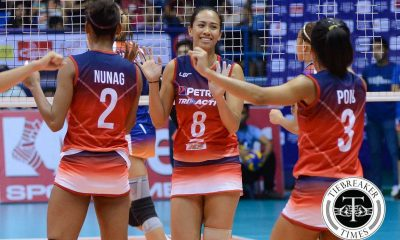 Tiebreaker Times Maizo-Pontillas still wary of 2015 SEA Games experience News PSL Volleyball  Petron Tri-activ Spikers Aiza Maizo-Pontillas