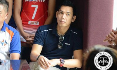 Tiebreaker Times New-look Petron determined to defend AFC title News PSL Volleyball  Petron Tri-activ Spikers George Pascua 2016 PSL Season 2016 PSL All Filipino Conference