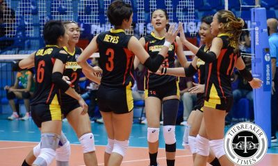 Tiebreaker Times Cargo Movers swiftly dispatch Amy's Spikers News PSL Volleyball  Ramil De Jesus Michael Molleno Marijo Medalla Kim Fajardo Kim Dy F2 Logistics Cargo Movers Dawn Macandili Cindy Imbo Ara Galang Amy's Kitchen-Perpetual Altas 2016 PSL Season 2016 PSL All Filipino Conference