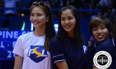 Tiebreaker Times Gonzaga, Army prepared for another long haul News PSL Volleyball  RC Cola Army Lady Troopers Jovelyn Gonzaga 2016 PSL Season 2016 PSL All Filipino Conference