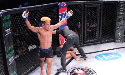 Tiebreaker Times Fil-Kiwi Abelardo takes on Korean foe in PXC 54 Mixed Martial Arts News PXC  PXC 54 Mark Abelardo Jung Hyun Ahn