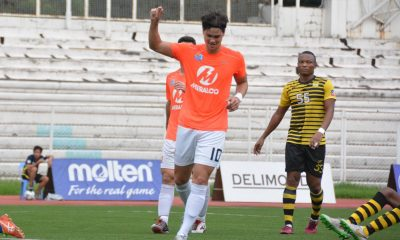 Tiebreaker Times Phil Younghusband relishes return from injury Football News UFL  Phil Younghusband Loyola Meralco Sparks FC 2016 UFL League