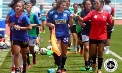Tiebreaker Times RP Women gearing up for ASEAN meet Football News  Philippine Women's National Football Team Malditas Buda Bautista
