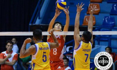 Tiebreaker Times Balanced Cignal attack takes down Air Force News PVL Volleyball  Ysay Marasigan Vince Mangulabnan Sandy Montero Rhovyl Verayo Michael Carino Louwie Chavez Jessie Lopez Howard Mojica Fauzi Ismail Cignal HD Spikers Alexis Faytaren Air Force Airmen 2016 Spikers Turf Season 2016 Spikers Turf Open Conference
