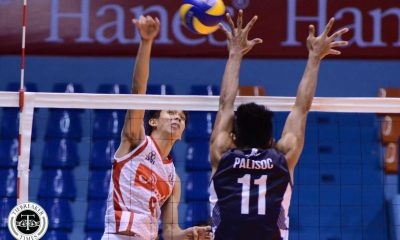 Tiebreaker Times Cignal cruises to 3rd win at undermanned Navy's expense News PVL Volleyball  Ysay Marasigan Philippine Navy Sailors Michael Carino Lorenzo Capate Jr. Glacy Diezmo Edgardo Rusit Cignal HD Spikers Carlo Almario Angelo Macalma Andy Baroy 2016 Spikers Turf Season 2016 Spikers Turf Open Conference