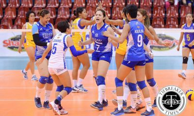 Tiebreaker Times Gumabao hopes first loss serves as wake-up call to Lady Dubs News PVL Volleyball  Pocari Sweat Lady Warriors Michele Gumabao 2016 SVL Season 2016 SVL Open Conference