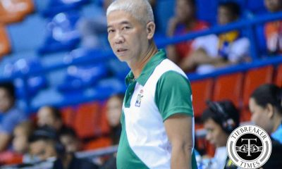 Tiebreaker Times La Salle still developing oneness admits Pamilar DLSU News PVL Volleyball  Nes Pamilar DLSU Men's Volleyball 2016 Spikers Turf Season 2016 Spikers Turf Collegiate Conference