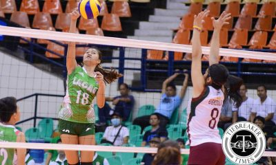Tiebreaker Times Prado power smashes Laoag to the next round News PVL UP Volleyball  UP Women's Volleyball Pia Gaiser Nes Pamilar Myle Paat Mae Basarte Laoag Power Smashers Jovielyn Prado Jerry Yee Jema Galanza Isa Molde Eunice Galang Diana Carlos Chi Saet 2016 SVL Season 2016 SVL Open Conference