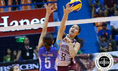 Tiebreaker Times Lady Maroons need Yee's perfectionism says Bersola News PVL UP Volleyball  UP Women's Volleyball Kathy Bersola Jerry Yee 2016 SVL Season 2016 SVL Collegiate Conference