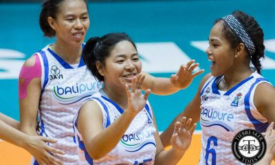 Tiebreaker Times Bali Pure's Bello thankful to be given one more chance News PVL Volleyball  Karla Bello Bali Pure Purest Water Defenders 2016 SVL Season 2016 SVL Open Conference