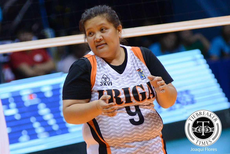 Tiebreaker Times Iriga Mayor Gazmen hopes Lady Oragons help bring back Bicol volleyball News PVL Volleyball  Madelaine Alfelor-Gazmen Iriga City Lady Oragons 2016 SVL Season 2016 SVL Open Conference