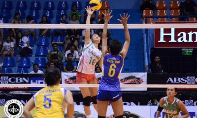 Tiebreaker Times Team Laoag smashes down Palomata-less Air Force News PVL Volleyball  Wendy Semana Nes Pamilar May Ann Pantino May Ann Balmaceda Laoag Power Smashers Joy Cases Jovielyn Prado Jema Galanza Jasper Jimenez Eunice Galang Chi Saet Air Force Jet Spikers 2016 SVL Season 2016 SVL Open Conference