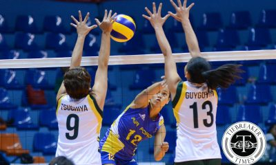 Tiebreaker Times Air Force makes quick work of Baguio for second win News PVL Volleyball  Yna Papa Marry Ann Atuban Maria Tsuchiya Mae Crisostomo Judy Caballejo Joy Cases Jasper Jimenez Clarissa Tolentino Ciello Abella Cherry Atuban Baguio Summer Spikers Air Force Jet Spikers 2016 Shakey's V-League Season 2016 Shakey's V-League Open Conference