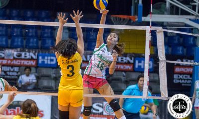 Tiebreaker Times Laoag crushes Baguio in straight sets News PVL Volleyball  Nes Pamilar Mylene Paat Jovielyn Prado Eunice Galang Clarissa Tolentino Ciello Abella Chi Saet Cherry Atuban Carmela Dicksen Ai Tsuchiya 2016 Shakey's V-League Open Conference