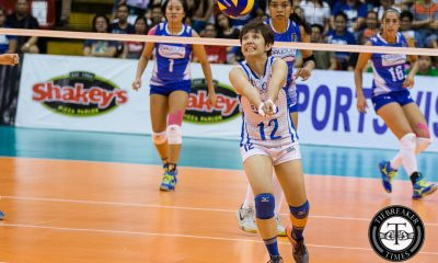 Tiebreaker Times Sy signs one-year deal with Pocari Sweat News PVL Volleyball  Pocari Sweat Lady Warriors Gyzelle Sy 2017 SVL Season