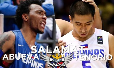 Tiebreaker Times Gilas Pilipinas final 12 for Manila OQT announced 2016 Manila OQT Basketball Gilas Pilipinas News Philippines  Troy Rosario Terrence Romeo Tab Baldwin Ryan Reyes Ranidel De Ocampo Marc Pingris June Mar Fajardo Jeff Chan Jayson Castro Japeth Aguilar Gabe Norwood Bobby Ray Parks Jr. Andray Blatche 2016 Basketball Olympic Qualifying Tournament
