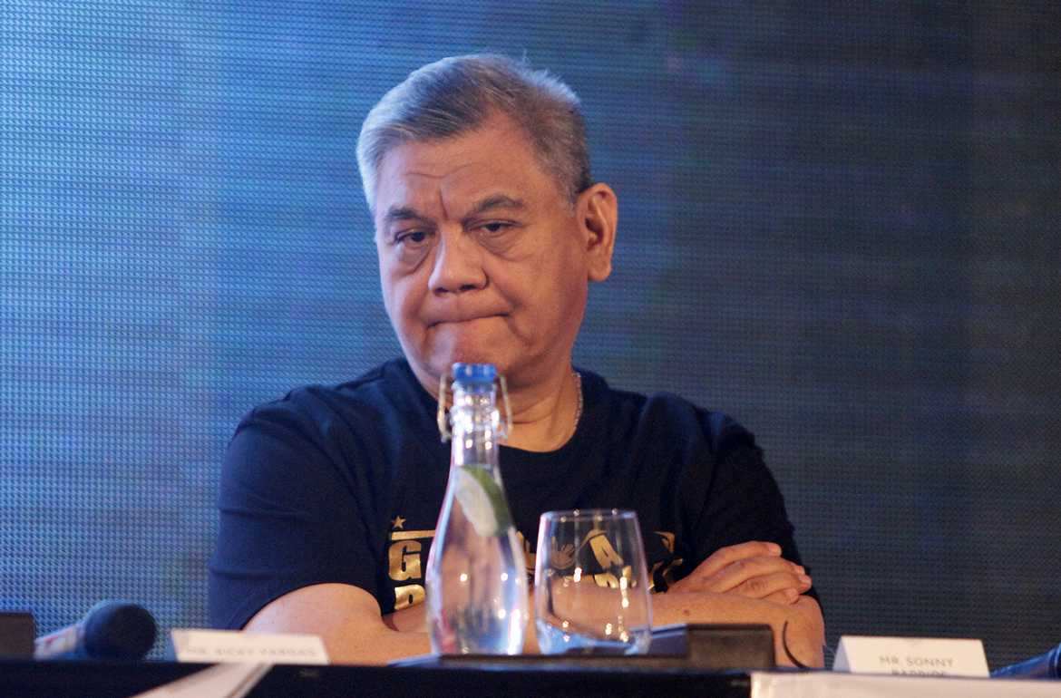 Tiebreaker Times Manila OQT organizers in last stages of event preparations 2016 Manila OQT Basketball News Philippines  Sonny Barrios SBP Manny Pangilinan Al Panlilio 2016 Basketball Olympic Qualifying Tournament