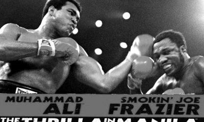 Tiebreaker Times Remembering Thrilla in Manila in quotes Boxing News  Thrilla in Manila Muhammad Ali Joe Frazier